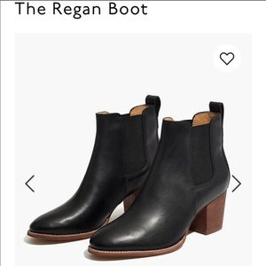New MADEWELL The Regan Boot in 7.5
